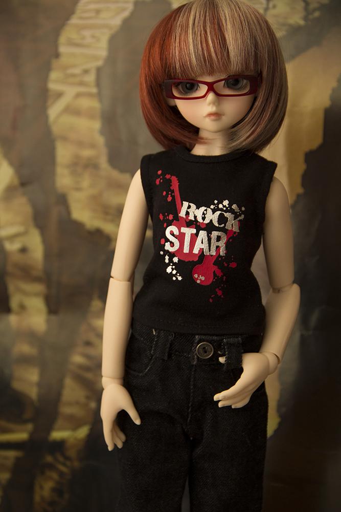 Rocker Girl by missatralissa
