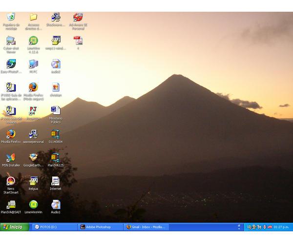 Mydesktop by pablofurrutian