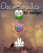 DecoPeradais For Xwidget by PerffectWay