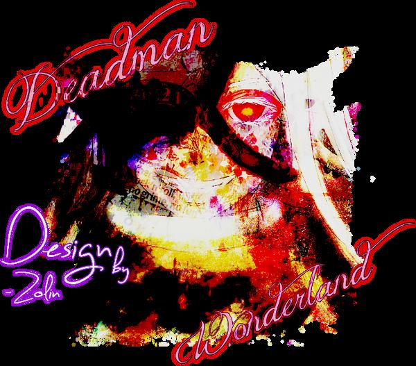 Deadman Wonderland Desing ~ Portadaparataller__by_julchen_bleinschmidt-d5z96ds