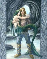 Viking and Siren