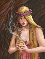 Nimue by Wenchworks