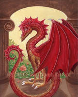 Red Dragon by Wenchworks