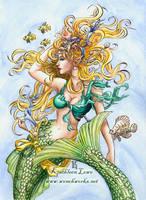 Mermaid by Wenchworks