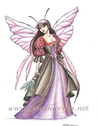 Flower Fairy, 5 of 9 b...