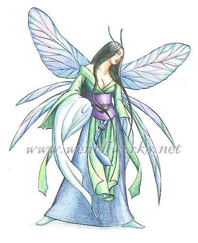 Flower Fairy, 6 of 9 b...