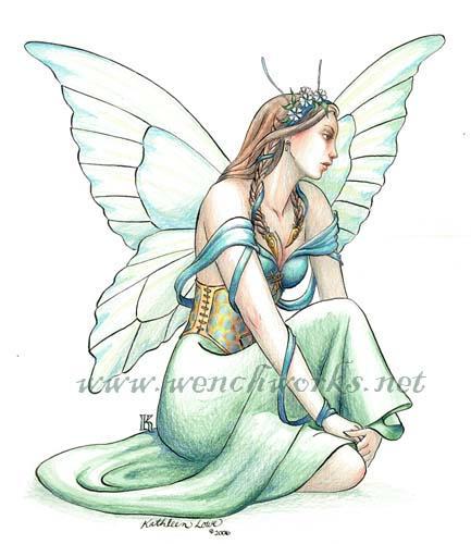 Flower Fairy, 8 of 9 b...