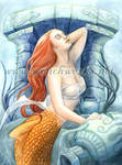 Atlantis Mermaid, take 2
