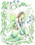 Flower Fairy, take 2