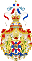 Coat of Arms of the Castranovan Empire by IEPH