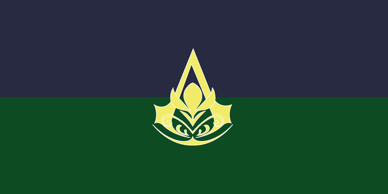 Assassin's Creed: Guild of Arendelle Flag by IEPH