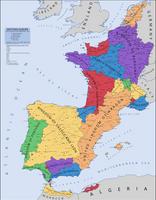 AH: Western Europe as of 2016 by IEPH