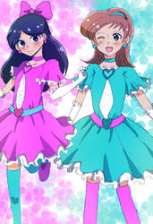 [PnF/InA/PreCure] The Pretty Cure Sisters