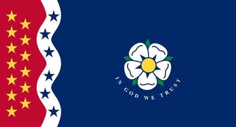 [Flag] New Flag of Mississippi