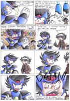 Dumb Ryou Comic by IanDimas
