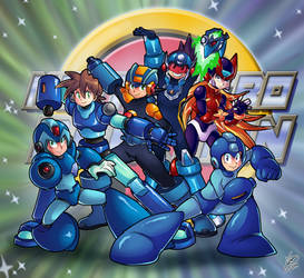 METAL HERO ROCKMAN by IanDimas