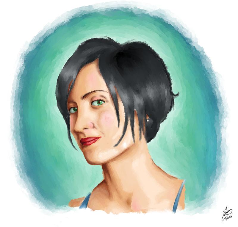 Short Hair by IanDimas