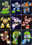 Daily Rockman - Space Rulers