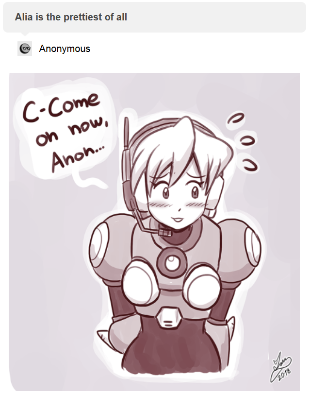 Anon has a waifu by IanDimas