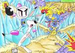 Bomberman - Vs. Nitros