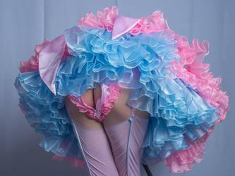 Miss Prisella Sissy Dress by CleverSissy