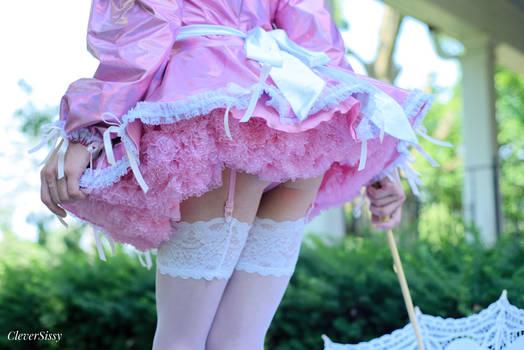 Charlie French Maid Sissy Dress