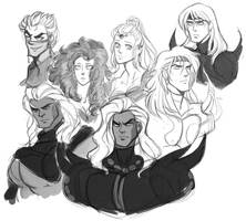 ff4 - sketches by spoonybards