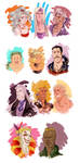 ffvi - cast by spoonybards