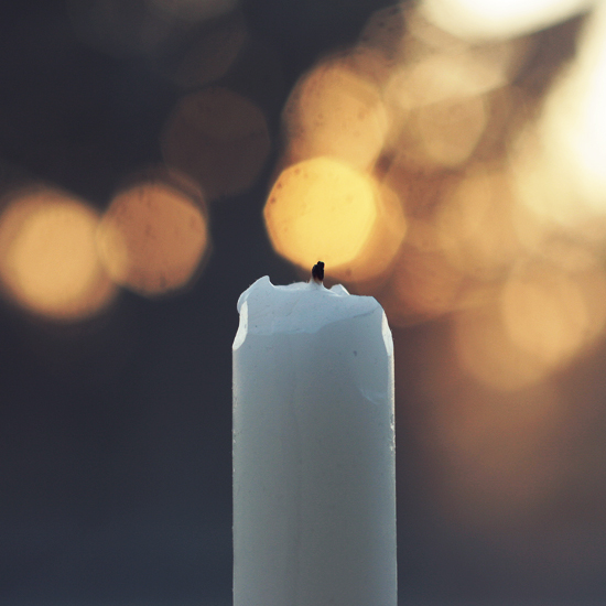 Candle light by thedaydreaminggirl