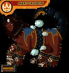 Digimon Inferno: Martyaxmon