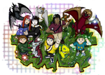 Farewell my Heroes by HawkInAJazzyHat
