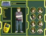 Digimon Chasm: Aaron by HawkInAJazzyHat