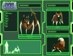 Digimon Chasm: Trilomon by HawkInAJazzyHat
