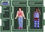 Digimon Chasm: Courtney and Harriet
