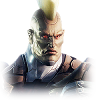 Tekken 7 Jack 4 Story HUD icon by game67boss