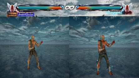 Tekken 7 Final Heihachi Pack UPDATE by game67boss