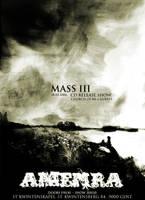 AMEN RA: MASS III RELEASE by kluzehellion