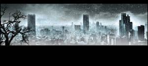 Nuclear winter. Apocalypse