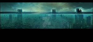Underwater. Apocalypse