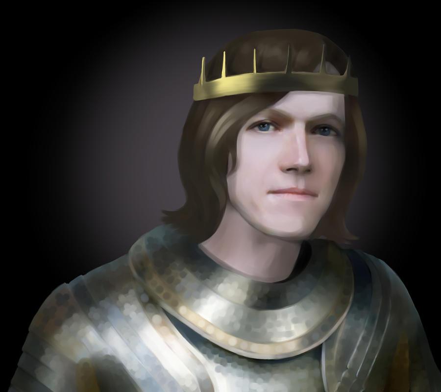 King Jonathan by LadyElenaNaylor