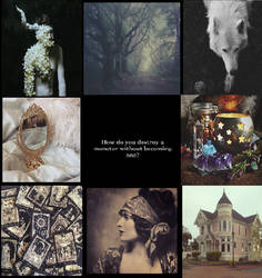 Monster's Heaven Aesthetic- Tradicionalists