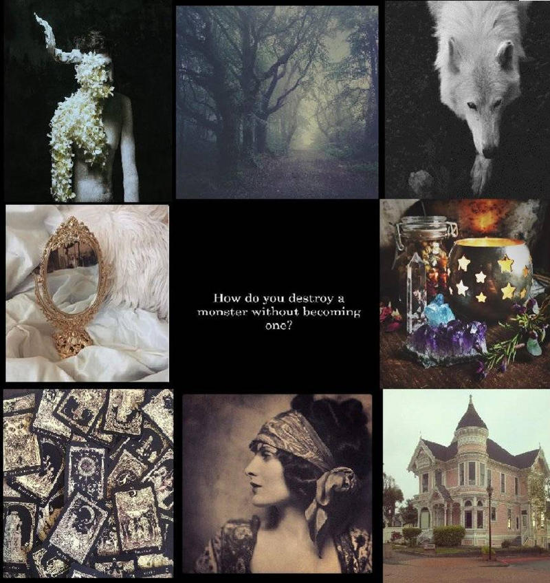 Monster's Heaven Aesthetic #1