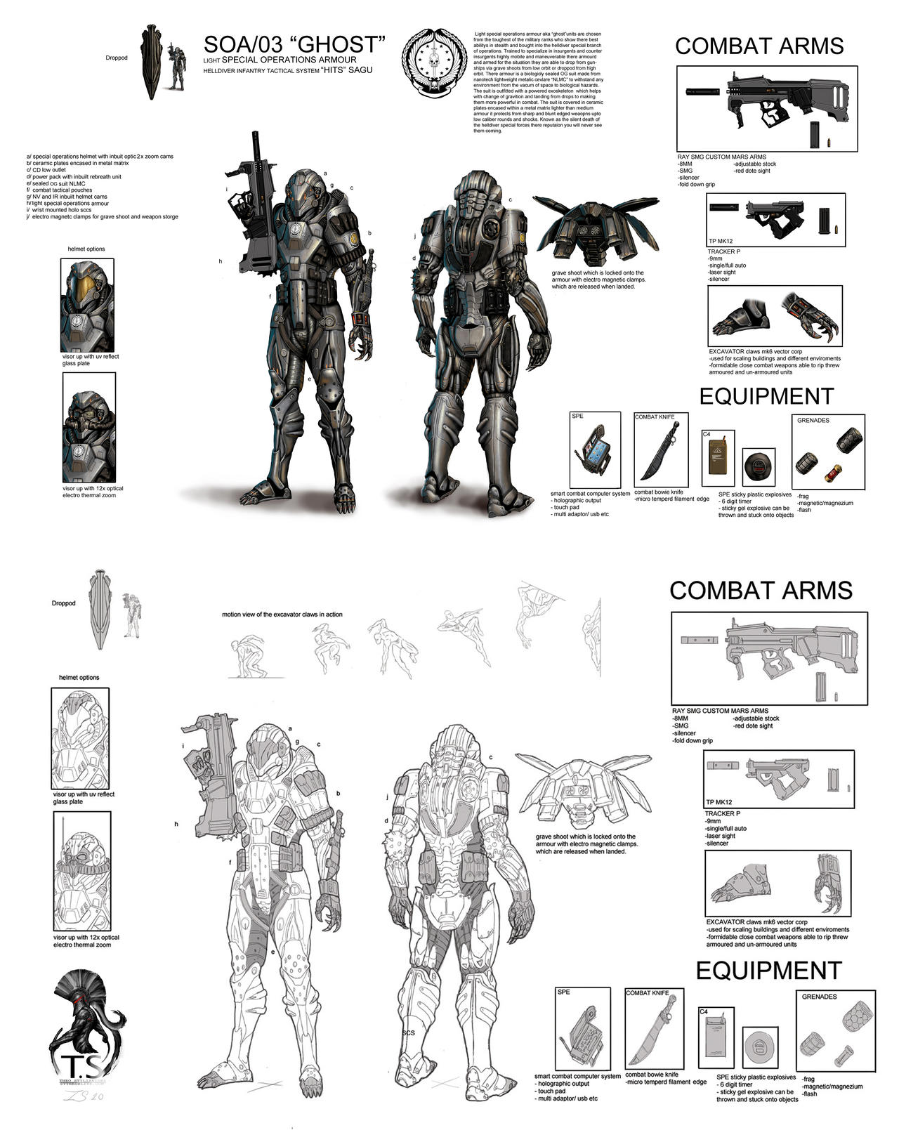 helldiver ghost 03 by StTheo