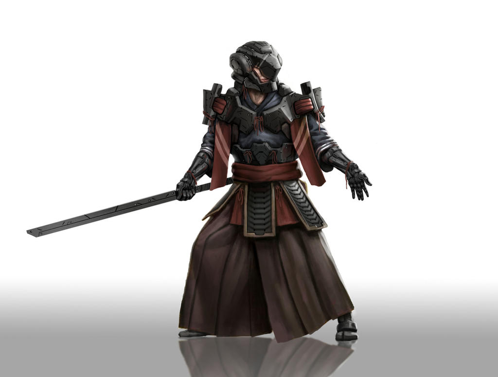 Ronin by StTheo on DeviantArt