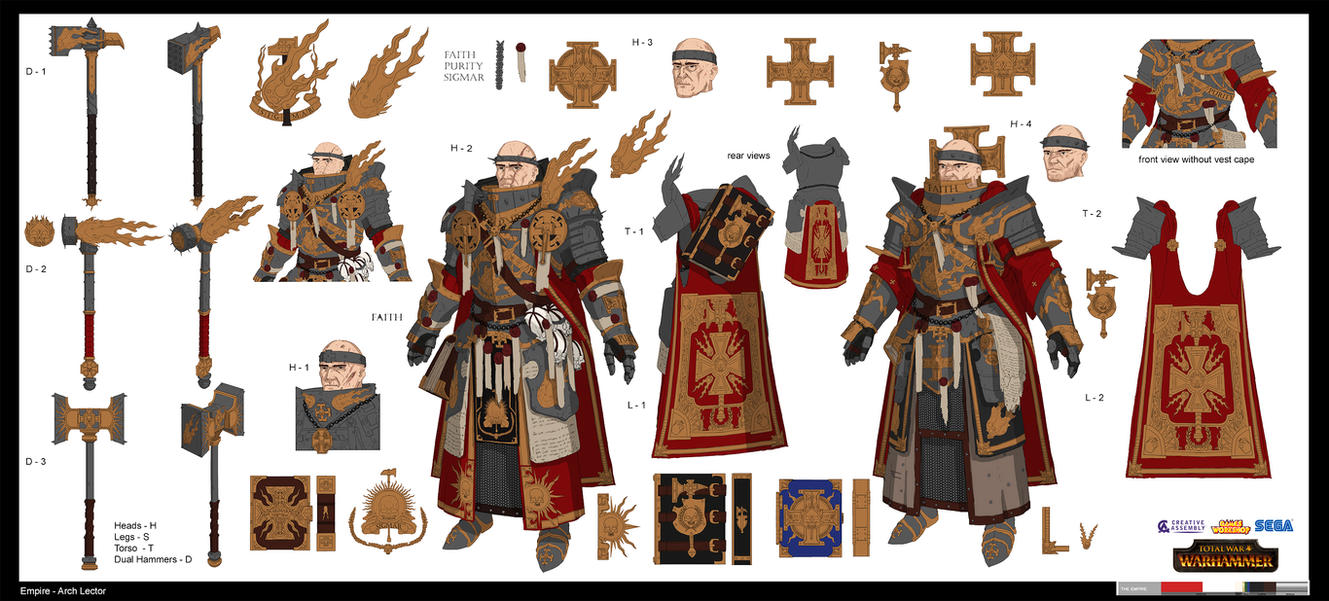 Warhammer Total War by StTheo
