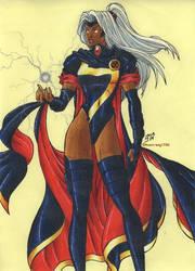 X-treme Storm by hwoarang1986