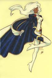 Ororo alias Storm by hwoarang1986