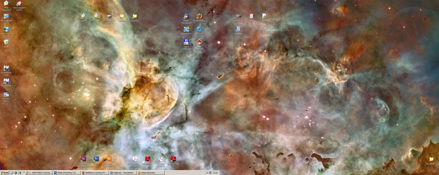New Desktop - Work