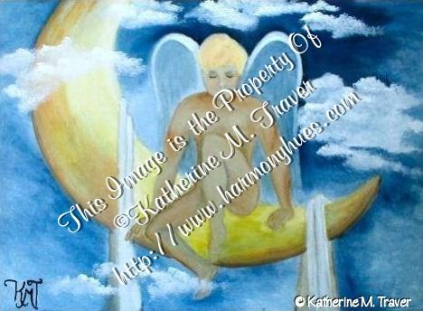 Crescent Angel by Katrina1944