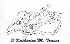 Hand baby by Katrina1944
